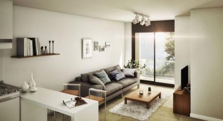 Venta De Apartamento 1 Dorm Us$ 115.000 A Estrenarse En 2018 En Cordón Sur