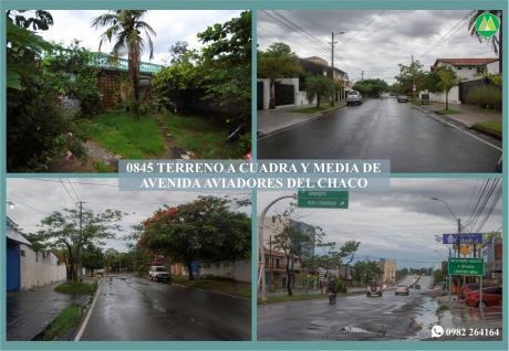 0845 Terreno En Barrio San Jorge (ex Ycua Sati)