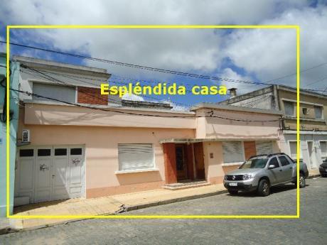 Oportunidad Unica!!! La Mejor Casa De Rocha.