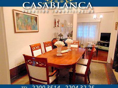 Casablanca - Hermosa Casa De Estilo Art Deco