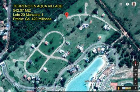 Terreno En Venta En Aqua Village