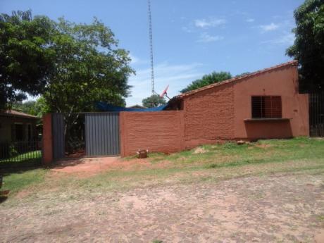 Vendo Casa En Barcequillo San Lorenzo