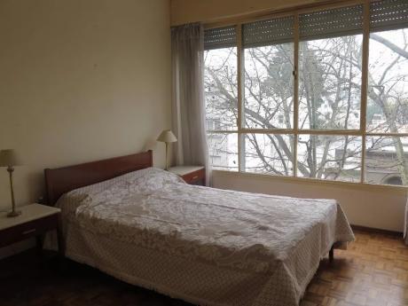 Apartamento 1d, Obligado Y Rivera