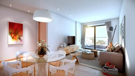 Apartamentos 1 Dormitorio, Terraza, A Estrenar. Pocitos