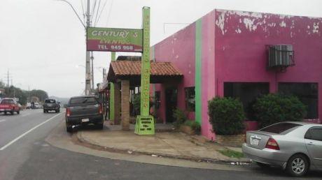 ñemby, Local Comercial, En Esquina Acceso Sur A Metros De Paraguay Refrescos