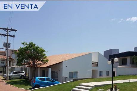 Casa En Venta En Cond. Cerrado - Urubó Villa Bonita