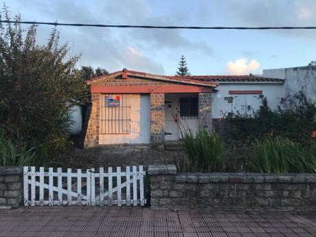 Casa A La Venta En Centro De Piriapolis