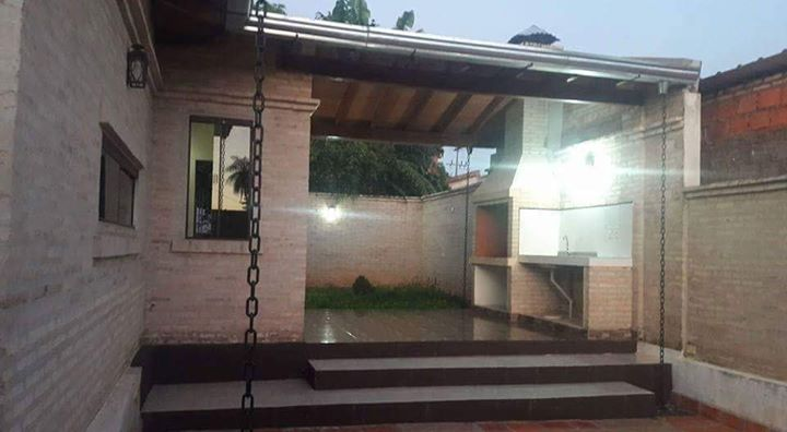 Vendo Casa De 3 Dorm. Zona Sol De America De Villa Elisa