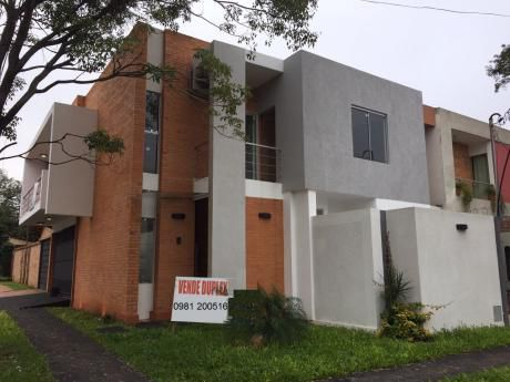 Vendo Duplex En Viilla Aurelia