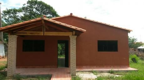 Vendo Casa A Estrenar En Capiata – Km 22,5