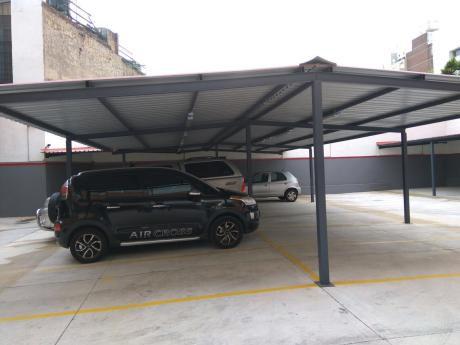 Apartamento Cordon 2 Dormitorio Opcion Alq. Garaje A Estrenar