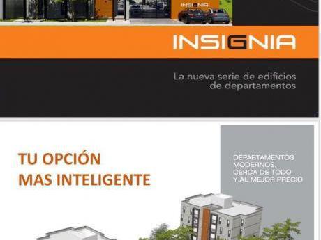 Edificio Insignia, Departamentos De 2 Y 3 Habitaciones En Pozo. Zona C.I.t.