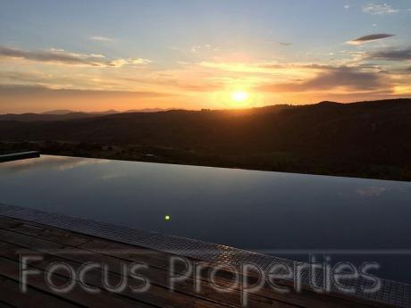 Espectacular Chacra Con Vistas 360 Grados, Un Lugar Paradisíaco, Pueblo Eden
