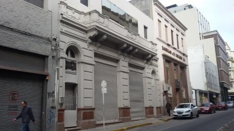 Alquiler Local Comercial Ciudad Vieja