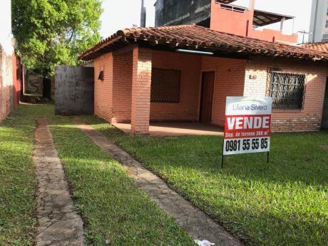Vendo Terreno A 1 Cuadra De Santa Teresa, Zona De La Sobera.