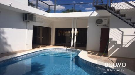 Hermosa Casa De Una Planta En Alquiler!! Barrio Seminario!!
