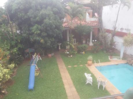 Oferta!! Vendo Hermosa Residencia A Una Cuadra De Eusebio Ayala