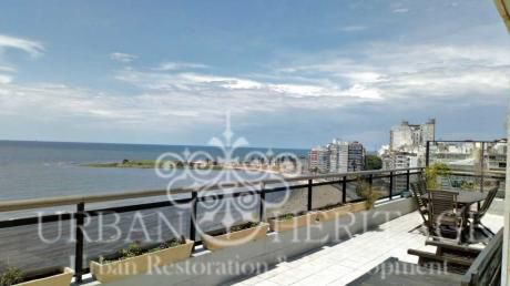Furnished 3 Bdrm Apt Waterfront Views Terrace