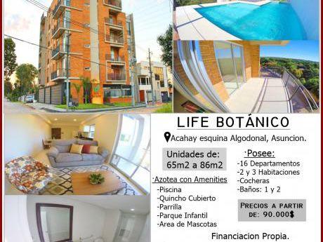 Edificio Life Botanico!