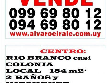 #local Rio Branco Casi Colonia
