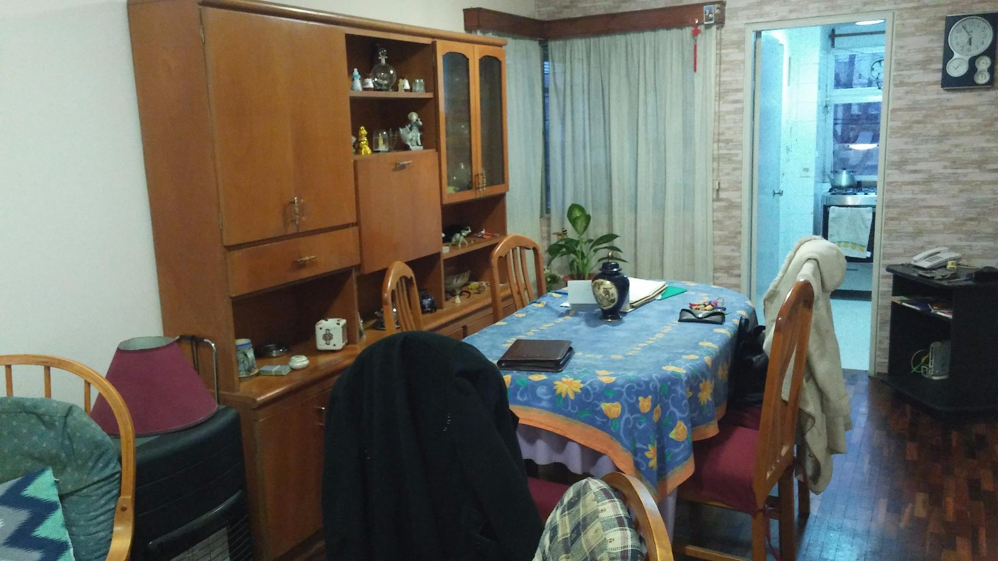 2 dormitorios buen estado