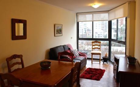 Apartamento Equipado 1 Dorm A Mts De La Rambla Pocitos