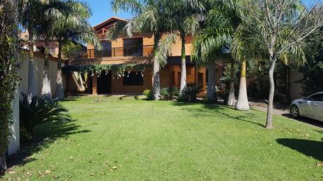 Tierra Inmobiliaria - Alquila Hermosa Residencia En Mcal Estigarribia