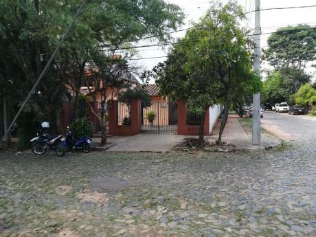 Vendo Terreno De 12,5x33 En Asuncion Barrio Carmelitas