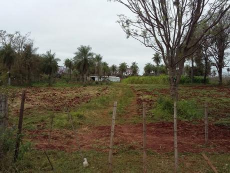 Vendo Terrenos En Luque Zona Aeropuerto