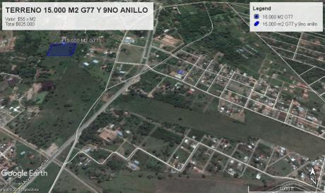 Gran Inversion Terreno Zona G-77