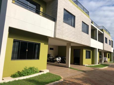 Alquilo Amplio Duplex Amoblado En Ciudad Del Este En Barrio San Jose. Cod 1132