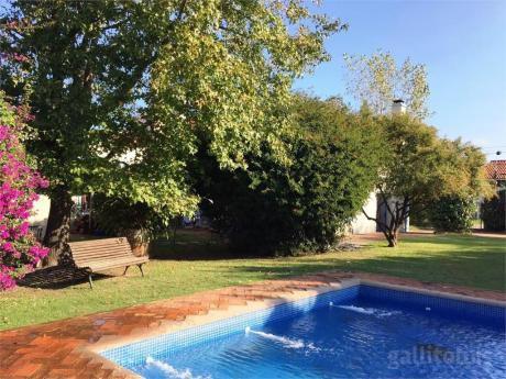 S.b.r - Presenta: Hermosa Casa En Carrasco Norte