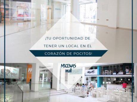 Alquiler Local Comercial Pocitos Montevideo - Micenas Mall
