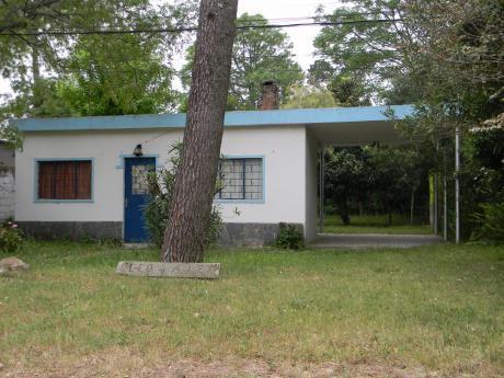 Parque Del Plata Sur - Calle 11, 2 Dormitorios, Gran Fondo