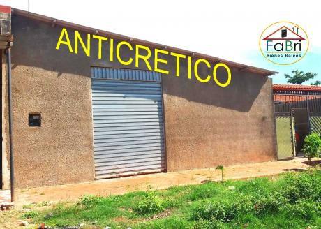 Casa En Anticretico 15000 $us