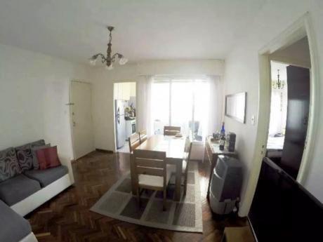 Venta De Apartamento 1 Dormitorio En Parque Rodó, Montevideo