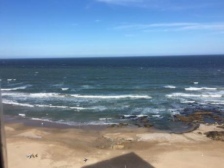 Excelente Apartamento Frente Al Mar!!!!