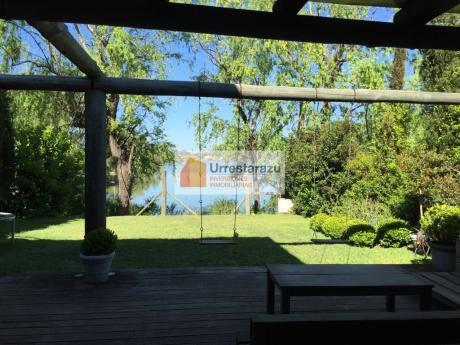 Casa Alquiler | Parque Miramar | Vista Al Lago