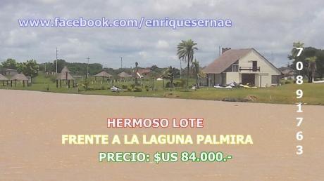 Vendo Lote Frente A La Laguna – Complejo Laguna Palmira!
