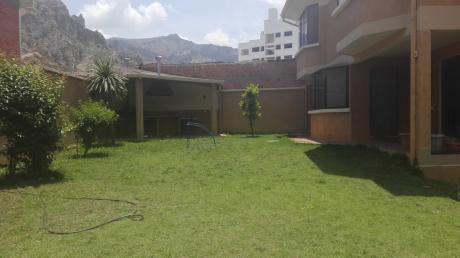 $us.320.000 Bella Casa En Irpavi