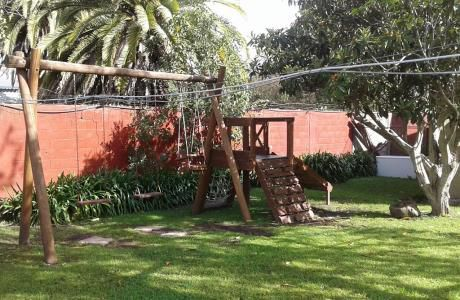 Villa Colón - Casa De Estilo Con Excelente Salon Para Eventos.