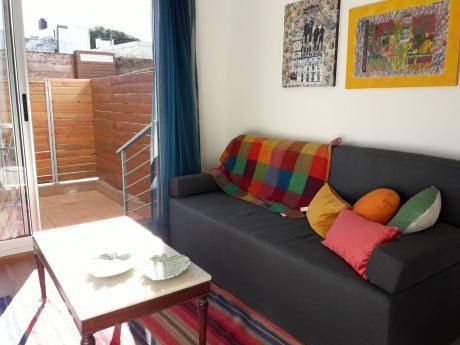 Apartamento De 1 Dormitorio En Parque Batlle