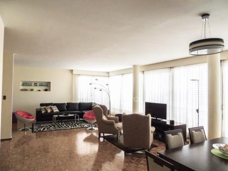 Apartamentos En Venta, Punta Carretas, Montevideo. 4 Dormitorios