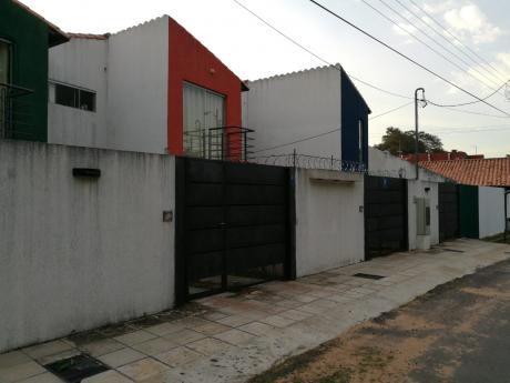 Alquilo Duplex Tipo Loft De 2 Dormitorios En Luque Zona Curva Romero