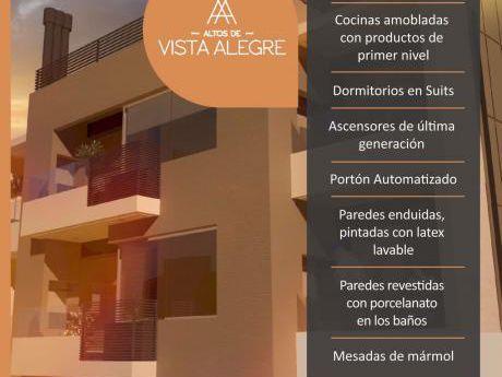 Edificio Altos De Vista Alegre Con Inquilino Adentro - Oportunidad De Inversión