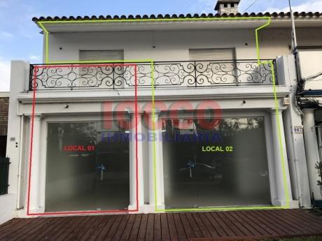Oficina O Local Comercial En Avda. Arocena!