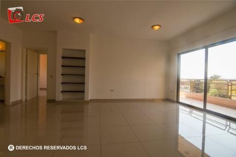 A0126 Alquilo Departamento En Barrio Las Mercedes
