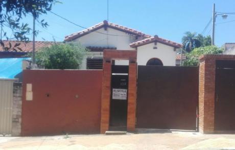 Alquilo Casa En San Antonio