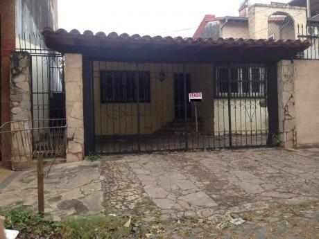 Casa De 3 Habitaciones En Bº Jara, AsunciÓn