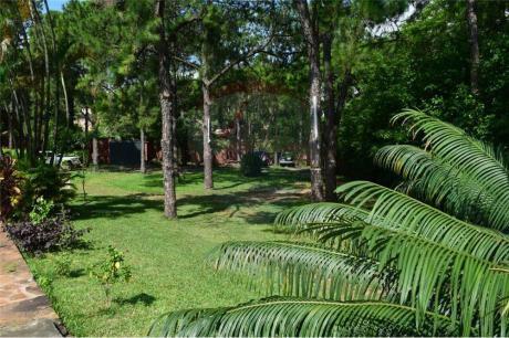 Casa Quinta De 4.875 DetrÁs Del HipÓdromo